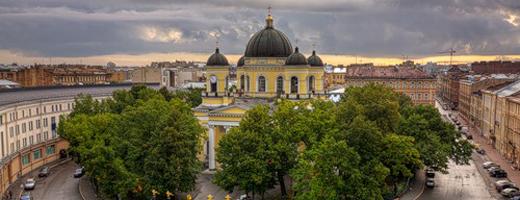 Спасо-преображенский собор Петербург